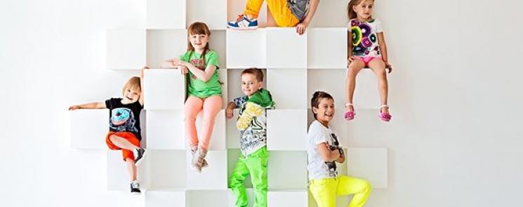 Детская одежда от известных производителей